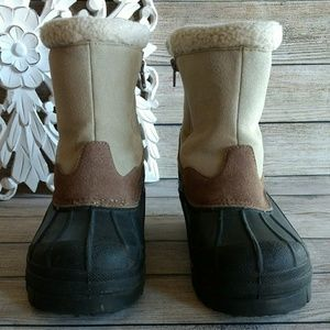 Insulated Winter Boots